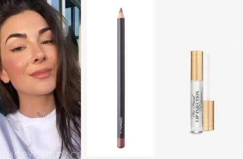 jen saviano, the bachelor, lipstick