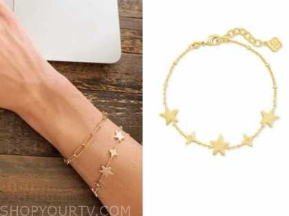 ashlee frazier, gold star bracelet, the bachelor