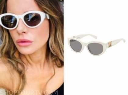 kate beckinsale, white sunglasses, instagram