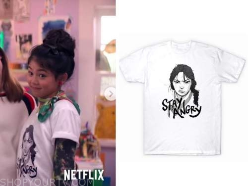 Baby Sitters Club Netflix 2020 Fashion Clothes Style And Wardrobe Worn On Tv Shows Shop Your Tv