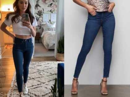 jennifer saviano, the bachelor, skinny jeans