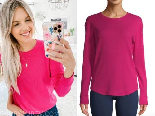 ali fedotowsky, the bachelorette, pink sweater