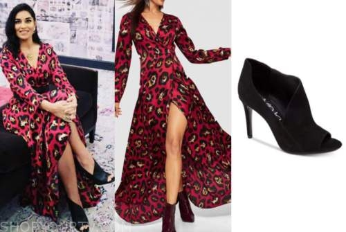dr. viviana coles, married at first sight, new orleans, red leopard dress, finale