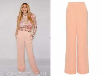 wendy williams, the wendy williams show, pink pants
