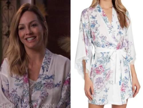 clare crawley, the bachelorette, floral robe