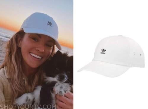 becca tilley, white cap, the bachelor