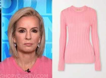 dr. jennifer ashton, good morning america, pink sweater