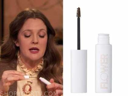 drew barrymore, drew barrymore show, eyebrow gel