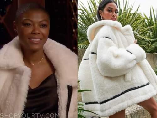 chelsea vaughn, the bachelor, white fur coat