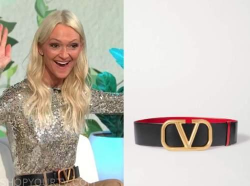 zanna roberts rassi, E! news, daily pop, black belt