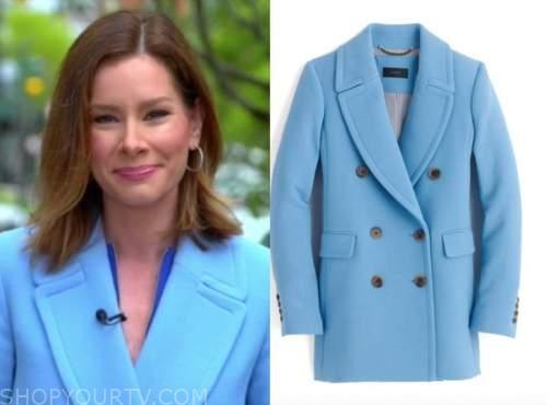 rebecca jarvis, good morning america, blue coat