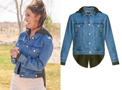 kaitlyn bristowe, the bachelorette, denim jacket