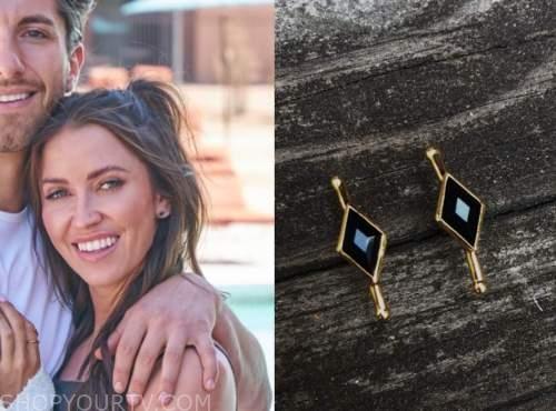 the bachelorette, kaitlyn bristowe, black earrings