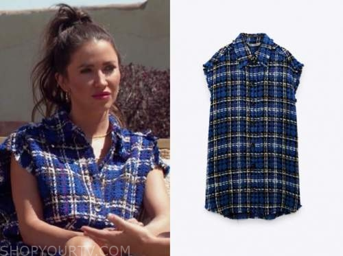kaitlyn bristowe, blue shirt dress, the bachelorette