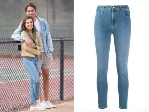 Katie Thurston, the bachelorette, skinny jeans